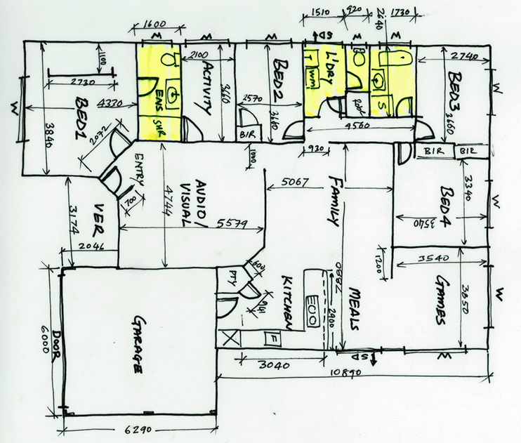 Efloorplan new plan measure rooms and draw floor plan for How to draw architectural plans by hand